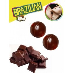 SET 2 BRAZILIAN BALLS AROMA CHOCO.